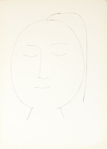 """Pablo Picasso - Untitled XIX from """"Carmen"""""""