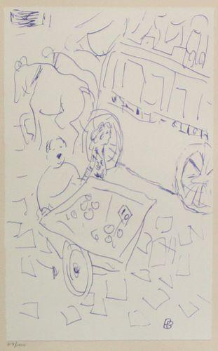 Pierre Bonnard (After) - Untitled (Vendor)