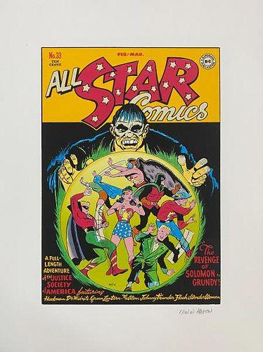Iwin Hasen - All Star Comics