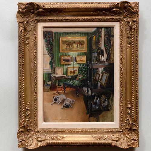 Henry Koehler (1927-2018): My Corner