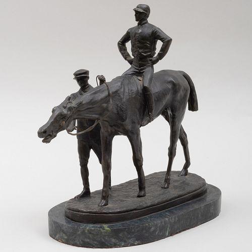 John Willis Good (1845-1879): Jockey and Groom
