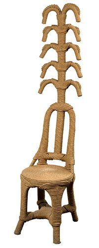 Christian Astuguevieille 'Moiste' Chair