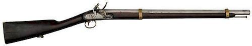 Militia Flintlock Carbine by Wilkes