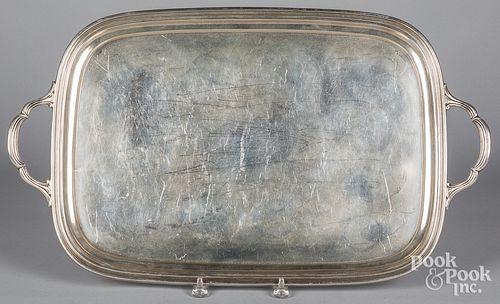 Gorham sterling silver tray