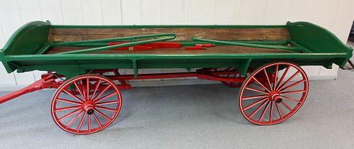 Restored Antique Horse Drawn Cart
