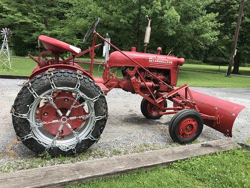 1948 McCormick Farm All Cub Tractor