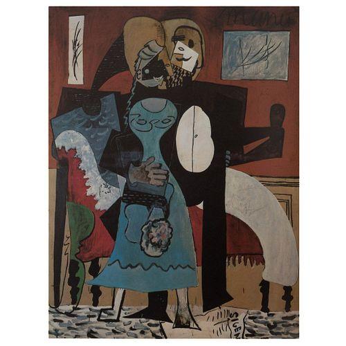 Libros sobre Picasso y Dalí. Los Picassos de Picasso en México / Picasso, su última Década / Les Dîners de Gala. Pzs: 3.