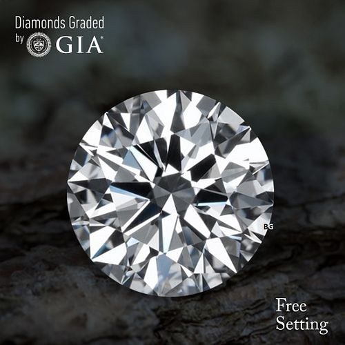 7.01 ct, D/IF, TYPE IIa Round cut GIA Graded Diamond. Appraised Value: $2,334,300