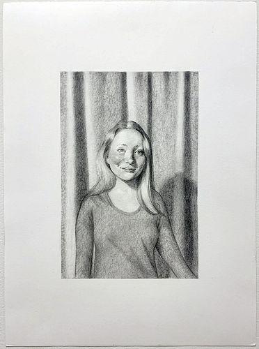 "Anna Weyant, ""Sophie"", 2021"