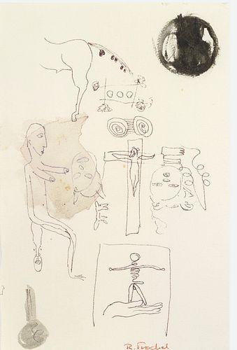 """Rosemarie Trockel, """"Untitled"""", n.d."""