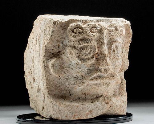 Maya Architectural Base Kinich Ahau, ex-Museum