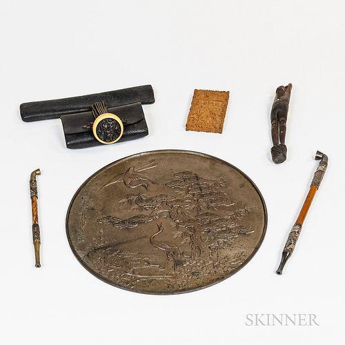 Six Accessory Items