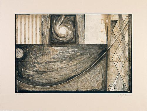 Jasper Johns - Untitled