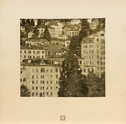 Gustav Klimt (After) - Gastein