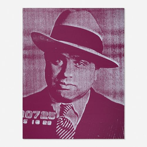 Russell Young - Al Capone