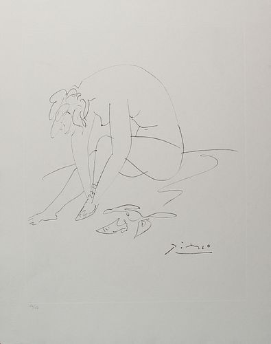 Pablo Picasso (After) - Untitled