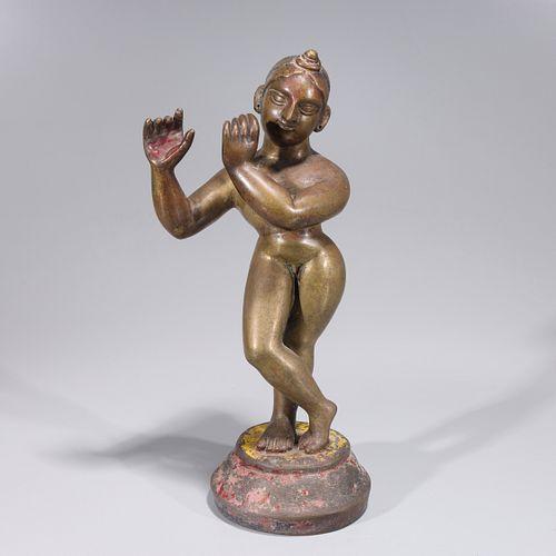 Large Dancing Shiva Statue
