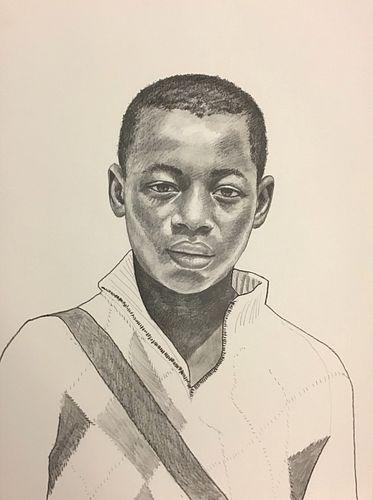 "Raelis Vasquez, ""Hermano Mayor"", 2021"