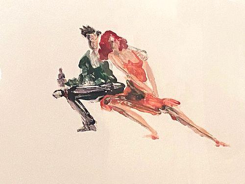 Angus Macpherson, Romance Series Beer & Stockings