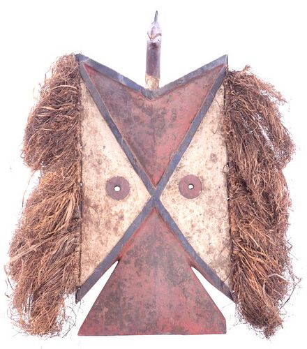 Pacific Northwest Thunderbird Mask c. 19th Century