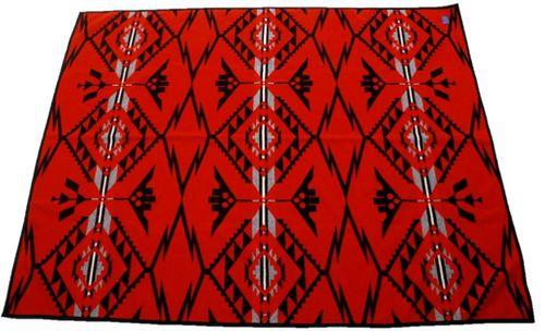 Pendleton Beaver State Two Sided Wool Blanket