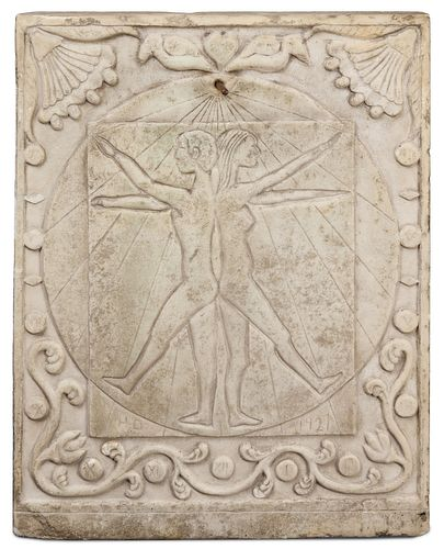 HD - Carved Marble Sundial