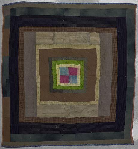 Antique Afro-American Quilt