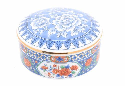 Tiffany & Co. Imari Porcelain Keepsake Box