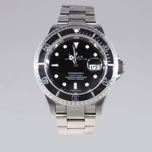 Rolex Submariner Ref 16610