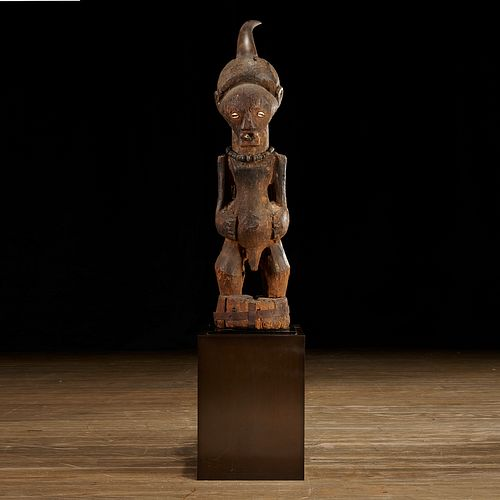 Songe Peoples, old Nkisi power figure