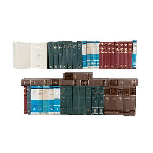 Handbook of Latin American Studies. Gainesville / New York / Austin - London: University of Florida Press... 1963,69. Pzs: 46.