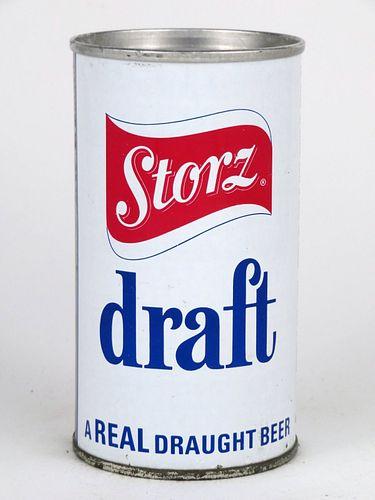 1965 Storz Draft Beer 12oz Tab Top Can T128-21