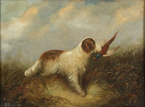 C.S. FARLEIGH (BRITISH, 19TH CENTURY).