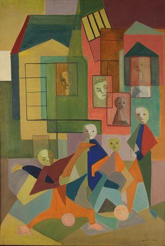 GERTRUDE SHIBLEY (AMERICAN, 1912-2006).