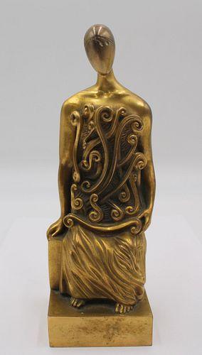 Giorgio De Chirico (Italy 1888- 1978) Bronze