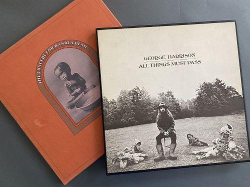 George Harrison Box Sets