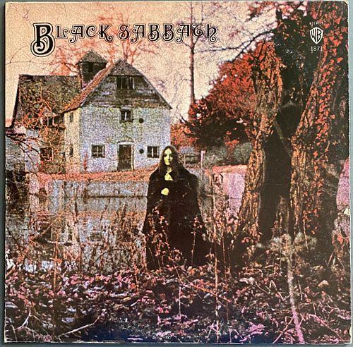 Black Sabbath Debut Alubm