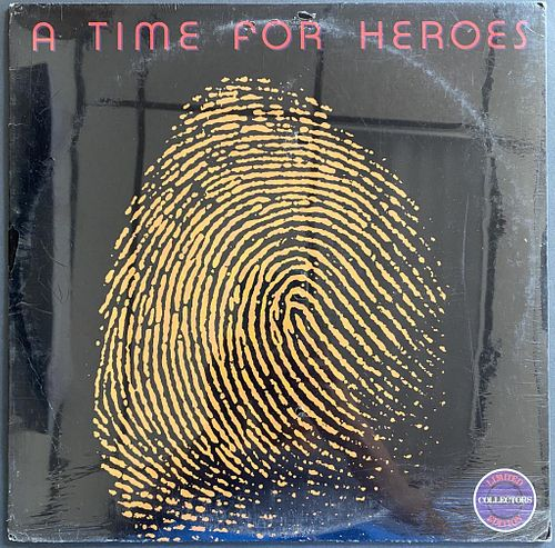 Sealed A Time For Heroes