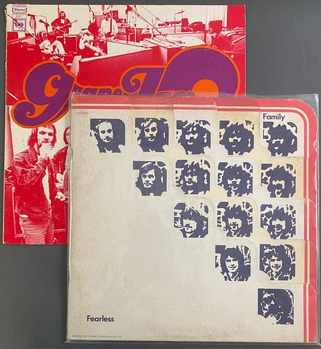 Two Vintage Albums