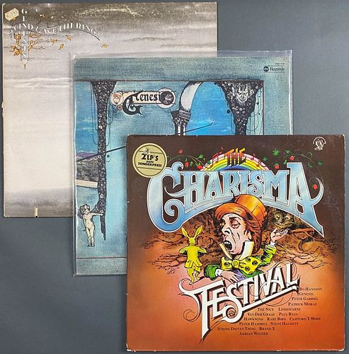 The Charisma Festival and Genesis
