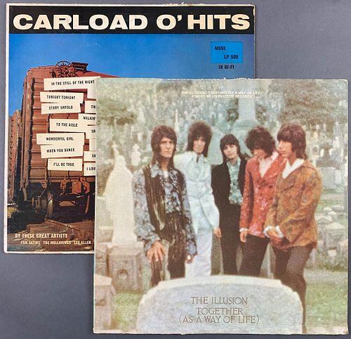 The Illusion and Carload O' Hits