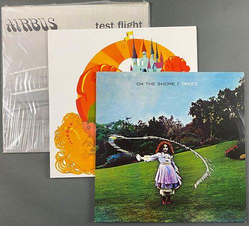 Three Recent Press Albums