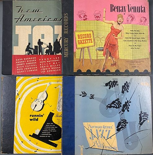 Four Jazz Collections