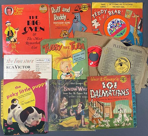 Group of Children's Albums