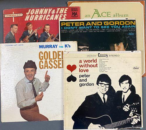 Five Vintage Albums