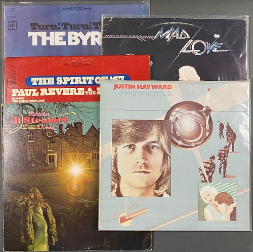 Five Albums