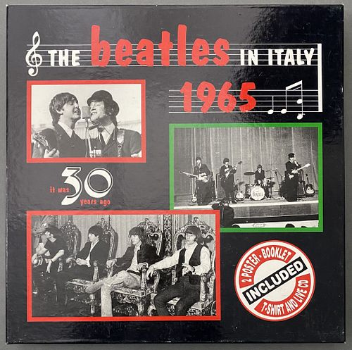 The Beatles In Italy 1965