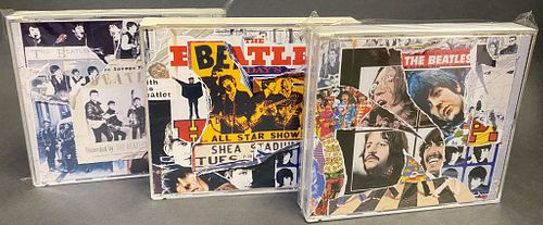 The Beatles Anthology Volumes 1-3