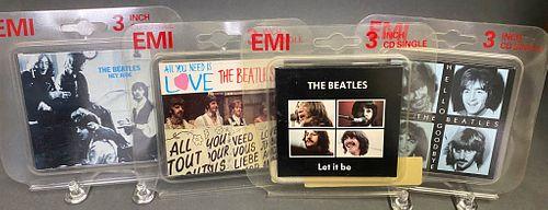 "The Beatles UK 3"" CD Singles"