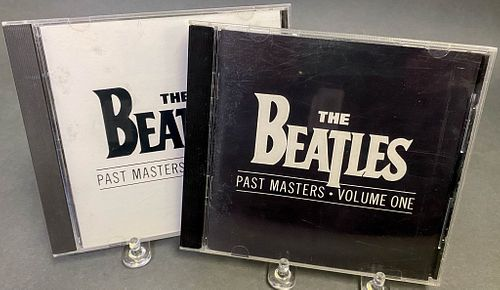 The Beatles Past Masters Volume 1 and 2
